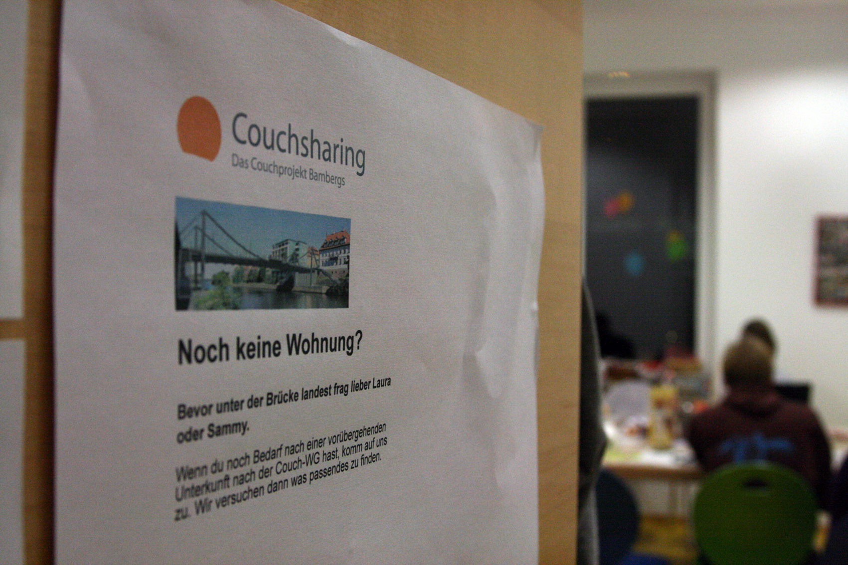 Couch WG im WS 2012